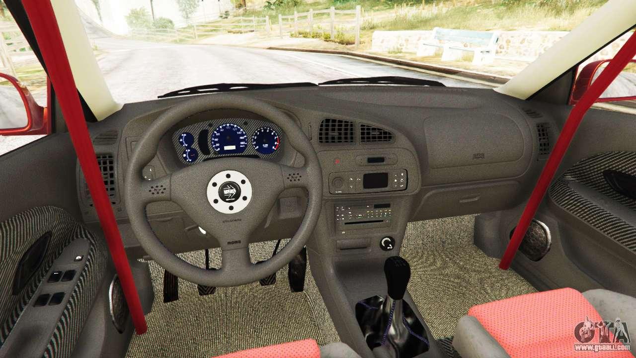 Mitsubishi Lancer Gsr Evolution Vi 1999 For Gta 5