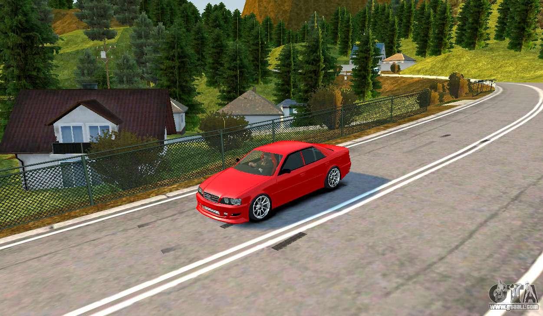 Kagarasan Track for GTA 4