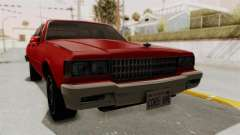 Chevrolet Caprice Classic 1986 v2.0 for GTA San Andreas