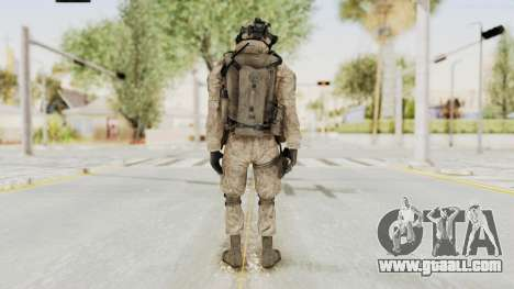 COD MW2 Shadow Company Soldier 2 for GTA San Andreas third screenshot