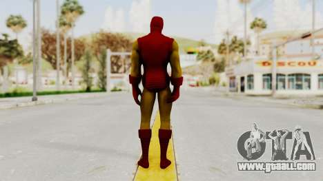 Marvel Heroes - Iron Man Classic for GTA San Andreas third screenshot