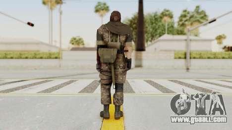 MGSV The Phantom Pain Venom Snake Sc No Patch v9 for GTA San Andreas third screenshot