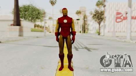 Marvel Heroes - Iron Man Classic for GTA San Andreas second screenshot