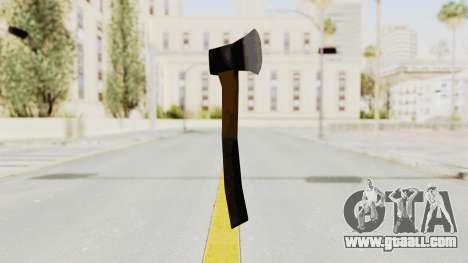 Liberty City Stories Handaxe for GTA San Andreas second screenshot