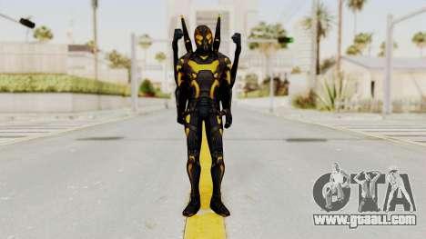 Marvel Future Fight - Yellowjacket for GTA San Andreas second screenshot