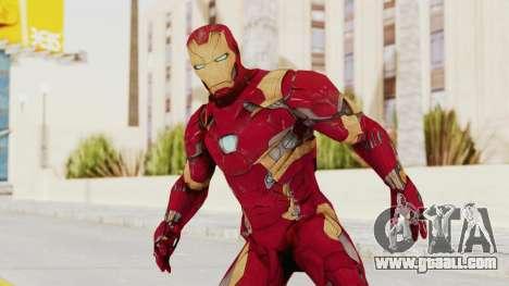 Iron Man Mark 46 for GTA San Andreas