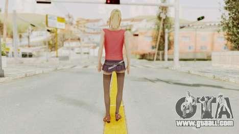 Millie Skin for GTA San Andreas third screenshot