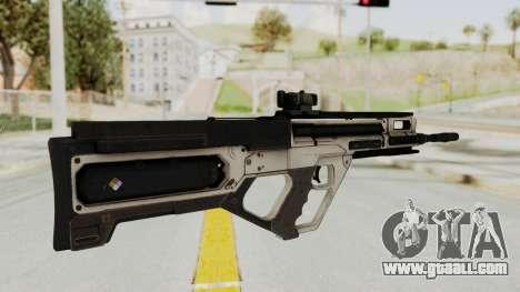 Integrated Munitions Rifle for GTA San Andreas second screenshot