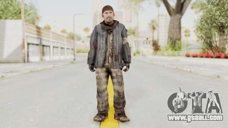 COD BO Reznov Vorkuta for GTA San Andreas second screenshot
