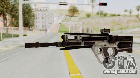 Integrated Munitions Rifle for GTA San Andreas
