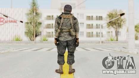 COD BO USA Soldier Ubase for GTA San Andreas third screenshot