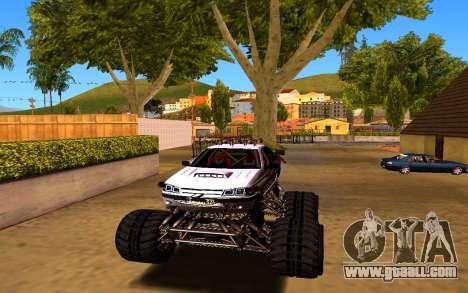 Peugeot Persia Full Sport Monster for GTA San Andreas