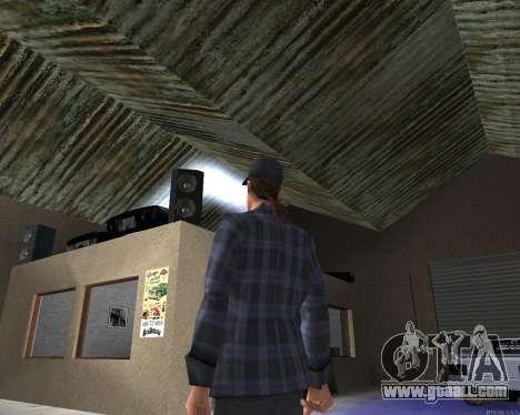 The interior of STO San Fierro v2.0 for GTA San Andreas second screenshot