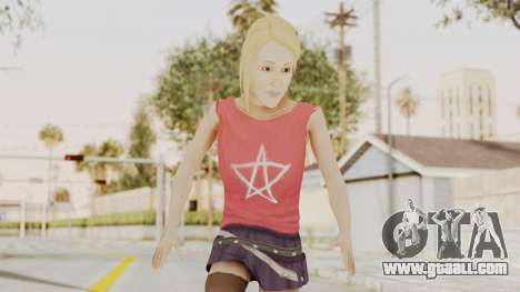Millie Skin for GTA San Andreas