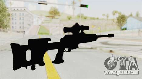 Longbow-DMR for GTA San Andreas third screenshot