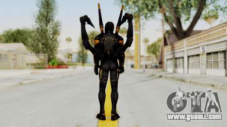 Marvel Future Fight - Yellowjacket for GTA San Andreas third screenshot