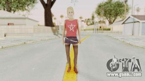 Millie Skin for GTA San Andreas second screenshot