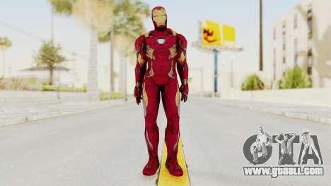 Iron Man Mark 46 for GTA San Andreas second screenshot