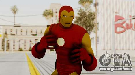 Marvel Heroes - Iron Man Classic for GTA San Andreas