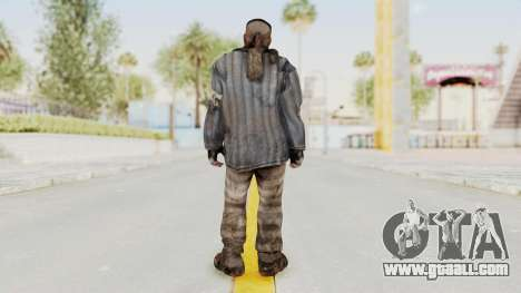 COD BO Reznov Vorkuta for GTA San Andreas third screenshot