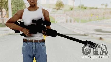 Longbow-DMR for GTA San Andreas