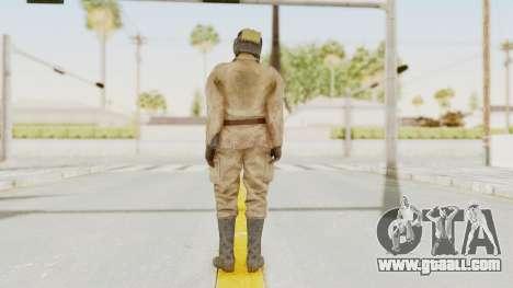 MGSV The Phantom Pain Soviet Union Radioman NVG for GTA San Andreas third screenshot