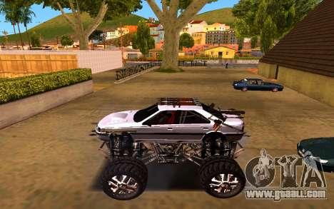 Peugeot Persia Full Sport Monster for GTA San Andreas left view