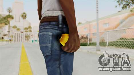 Grenade Gold for GTA San Andreas third screenshot