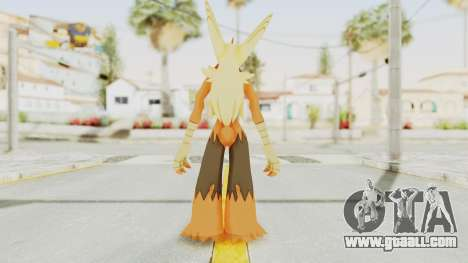 Mega Blaziken Shiny for GTA San Andreas third screenshot
