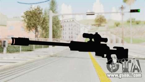 Longbow-DMR for GTA San Andreas second screenshot