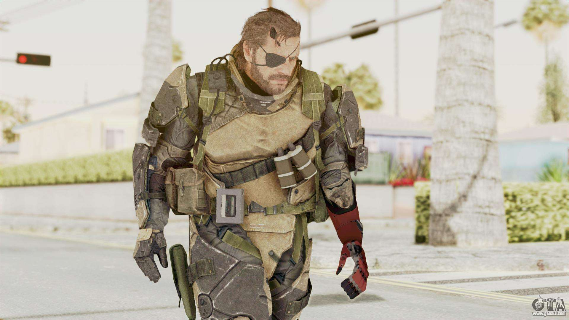 mgsv how to get battle gear