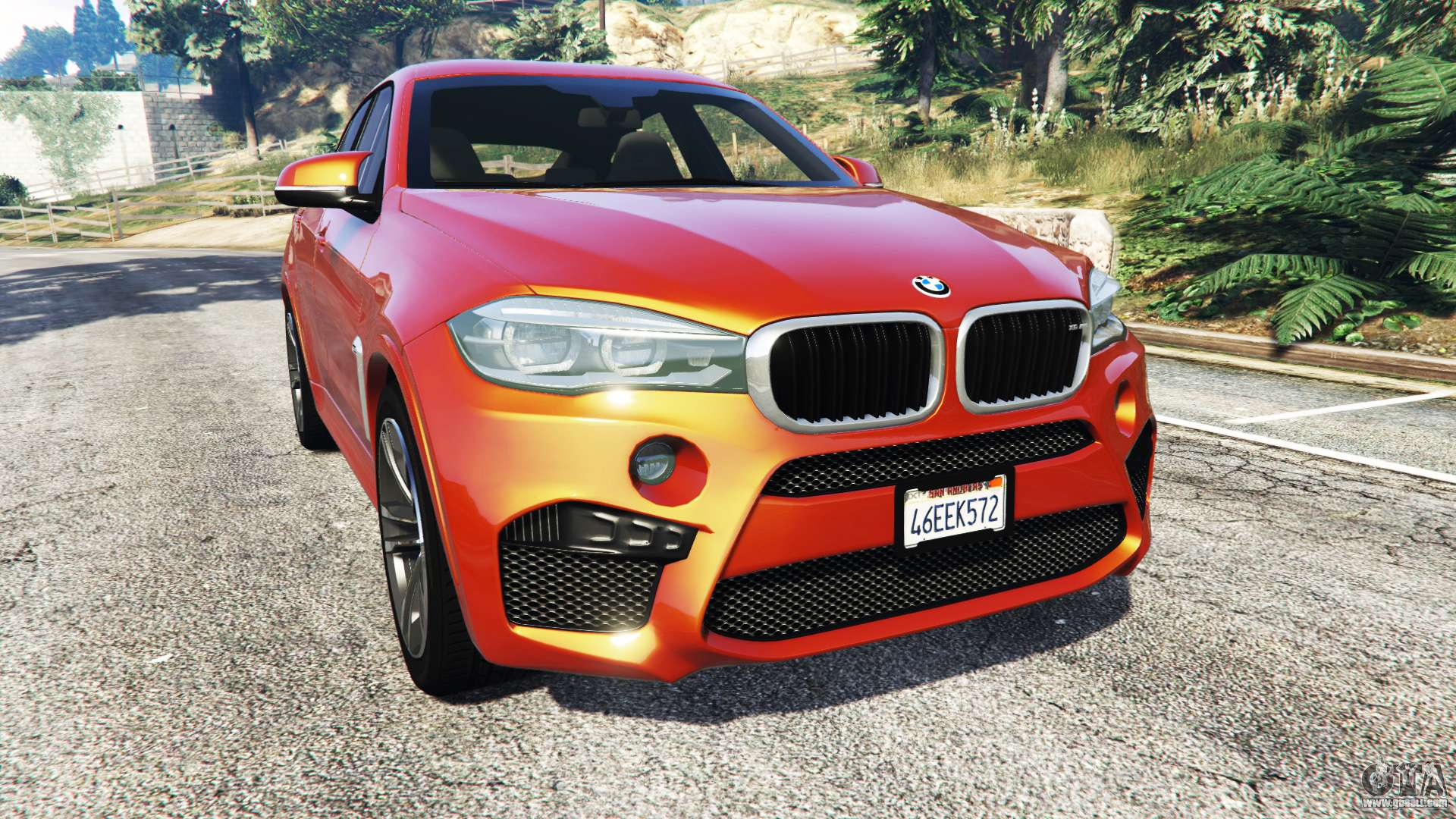 bmw x6 m f16 v1 6 for gta 5. Black Bedroom Furniture Sets. Home Design Ideas