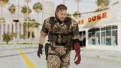 MGSV The Phantom Pain Venom Snake No Eyepatch v8 for GTA San Andreas