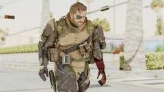 MGSV Phantom Pain Venom Snake Battle Dress