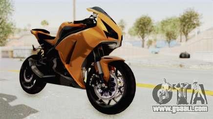 Honda CBR1000RR High Modif for GTA San Andreas