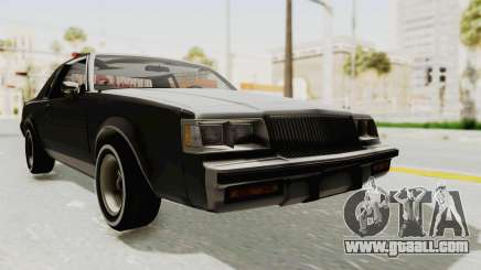 Buick Regal 1986 for GTA San Andreas