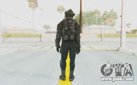 Federation Elite Assault Tactical for GTA San Andreas third screenshot