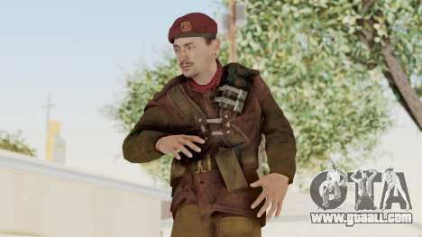Captain America Super Soldier - Falsworth for GTA San Andreas