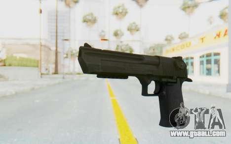 Assault Desert Eagle for GTA San Andreas