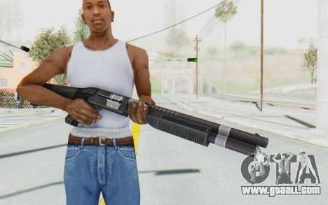 APB Reloaded - Colby CSG 20 for GTA San Andreas third screenshot