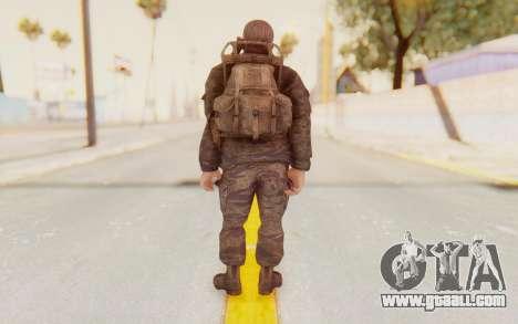 COD BO Mason Vietnam for GTA San Andreas