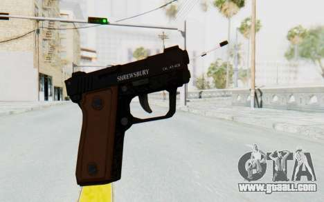 GTA 5 Shrewsbury SNS Pistol for GTA San Andreas second screenshot