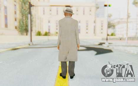 Mafia 2 - Jimmy Vendetta White Suit for GTA San Andreas third screenshot