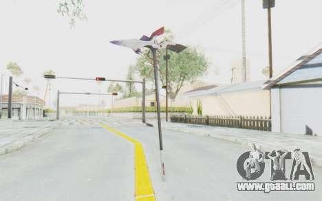 Levia Weapon for GTA San Andreas third screenshot