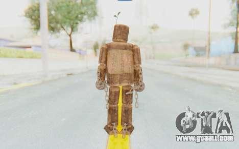 Mokujin for GTA San Andreas third screenshot