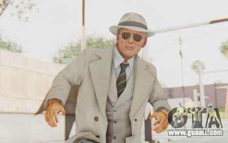Mafia 2 - Jimmy Vendetta White Suit for GTA San Andreas