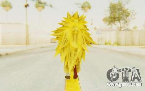 Dragon Ball Xenoverse Goku Kid GT SSJ3 for GTA San Andreas third screenshot