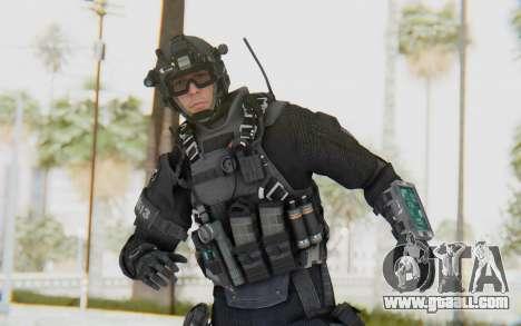 Federation Elite Assault Tactical for GTA San Andreas