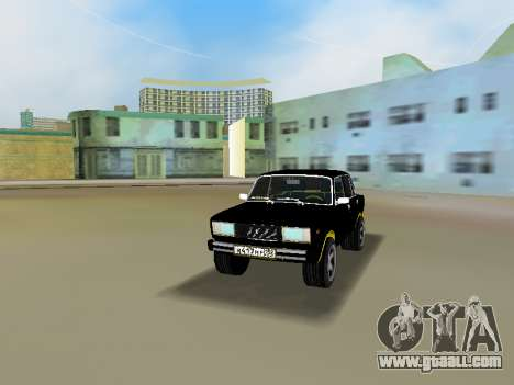 VAZ 2105 for GTA Vice City