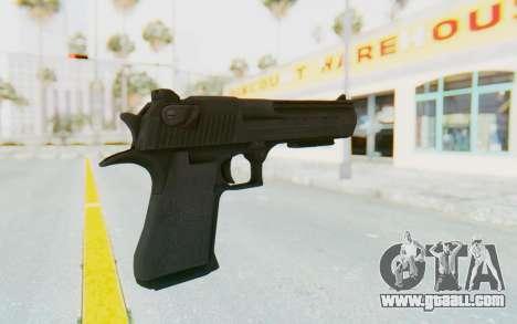Assault Desert Eagle for GTA San Andreas second screenshot
